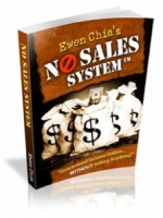 No Sales System eBook with Master Resale Rights