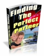 Finding The Perfect Partner eBook with Master Resell Rights
