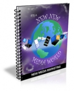 New New Media World eBook with Master Resale Rights