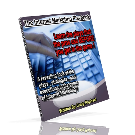 The Internet Marketing Playbook