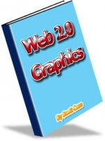 Web 2.0 Graphics eBook with Private Label Rights