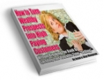 Turn Wealthy Prospects Into High Paying Customers eBook with Master Resale Rights