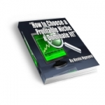 How To Choose A Profitable Niche & Dominate It! eBook with Master Resale Rights
