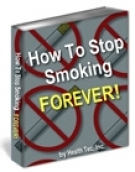 How To Stop Smoking Forever! eBook with Resell Rights