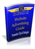 Website Advertising Guide eBook with Master Resale Rights