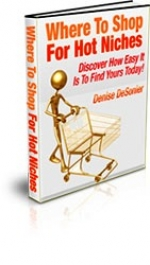 Where To Shop For Hot Niches eBook with Master Resale Rights