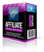 Affiliate Promo Machine Software with Resale Rights