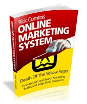 Online Marketing System eBook with Resale Rights