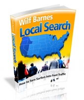 Local Search eBook with Resale Rights