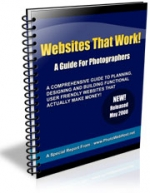 Websites That Work! eBook with Master Resale Rights