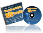Simple Product Big Profits Video with Personal Use Rights
