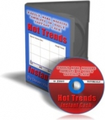 Hot Trends Instant Cash Video with Resale Rights