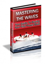 Mastering The Waves eBook with Master Resale Rights