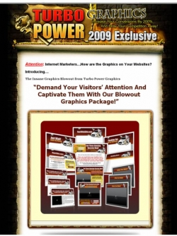 Turbo Power Graphics - 2009 Exclusive