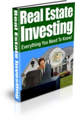Real Estate Investing eBook with Private Label Rights