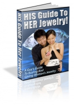 His Guide To HER Jewelry! eBook with Master Resale Rights