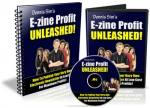 E-zine Profit Unleashed! Video with Master Resale Rights
