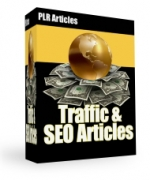 Traffic & SEO Articles Gold Article with Private Label Rights