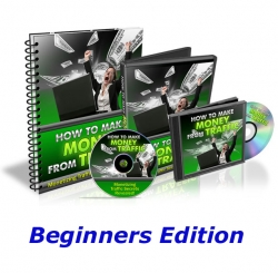 How To Make Money From Traffic - Beginners Edition