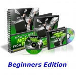 How To Make Money From Traffic - Beginners Edition Video with Master Resale Rights