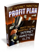 The Internet Marketing Profit Plan eBook with Master Resale Rights