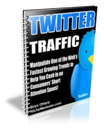 Twitter Traffic eBook with Personal Use Rights