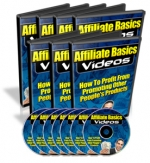 Affiliate Basics Videos Video with Master Resale Rights