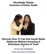 Shockingly Simple Economy of Action Guide eBook with Master Resale Rights