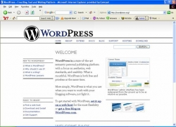 WordPress: An Incredibly Powerful Blogging system!