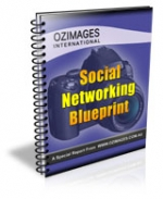 Social Networking Blueprint eBook with Giveaway Rights