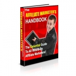 The Affiliate Marketer's Handbook eBook with Resale Rights