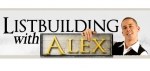 List Building With Alex eBook with Giveaway Rights