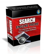 Search Engine Prime Software with Resell Rights
