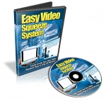 Easy Video Squeeze System Video with Resale Rights