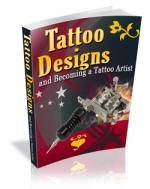 Tattoo Designs eBook with Master Resale Rights