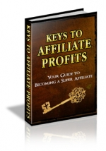 Keys To Affiliate Profits eBook with Private Label Rights