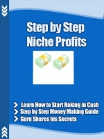 Step By Step Niche Profits eBook with Private Label Rights