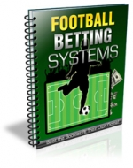 Football Betting Systems eBook with Master Resale Rights