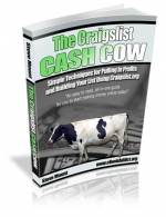 The Craigslist Cash Cow eBook with Master Resale Rights