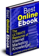 Best Online Ebook eBook with Resell Rights