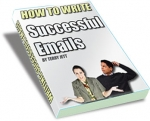 How To Write Successful Emails eBook with Resell Rights