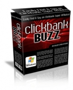 ClickBank Buzz Software with Resell Rights