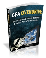 CPA Overdrive eBook with Master Resale Rights