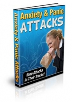 Anxiety & Panic Attacks eBook with Private Label Rights