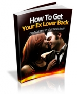 How To Get Your Ex Lover Back eBook with Private Label Rights