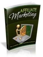 Affiliate Marketing eBook with Resell Rights