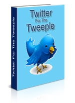 Twitter For The Tweeple eBook with Private Label Rights