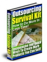 Outsourcing Survival Kit eBook with Master Resale Rights