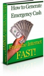 How To Generate Emergency Cash eBook with Private Label Rights