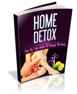 Home Detox eBook with Private Label Rights